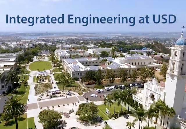 Integrated Engineering at USD