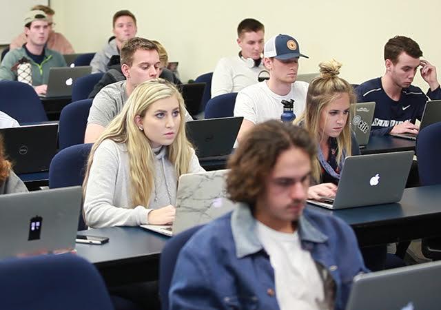 Undergraduate Real Estate Class