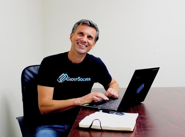 Rasto Ivanic, president and CEO at GroupSolver