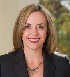 University of San Diego Assistant Dean of Graduate Programs Kacy Hayes