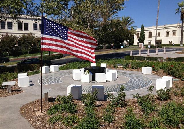 USD's 9/11 Memorial