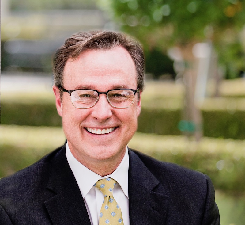 University of San Diego School of Business Dean Tim Keane PhD