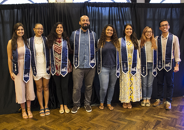 McNair Scholars Banquet 2018