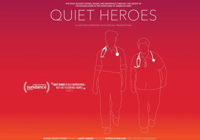 Quiet Heroes Film Poster