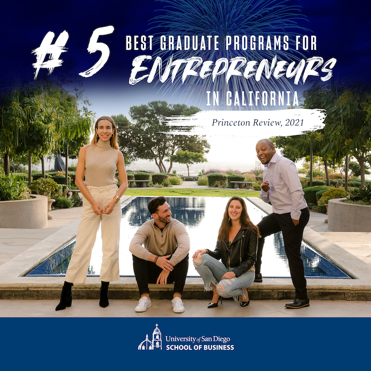#5 Best Graduate Programs for Entrepreneurs in California