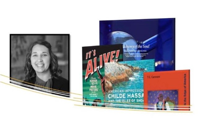 Rebecca Bednarz, Art Book Editor