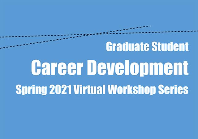 Graduate Student Career Workshop Icon
