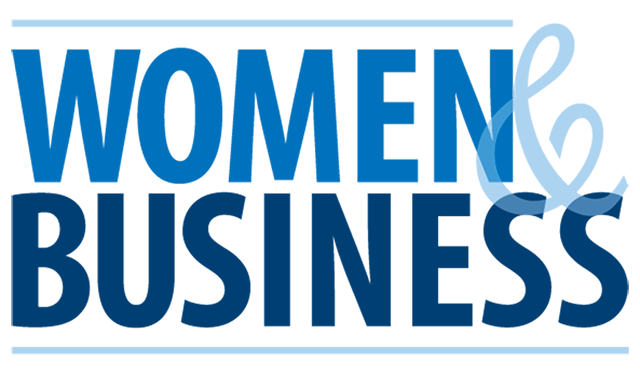 Women and Business Logo