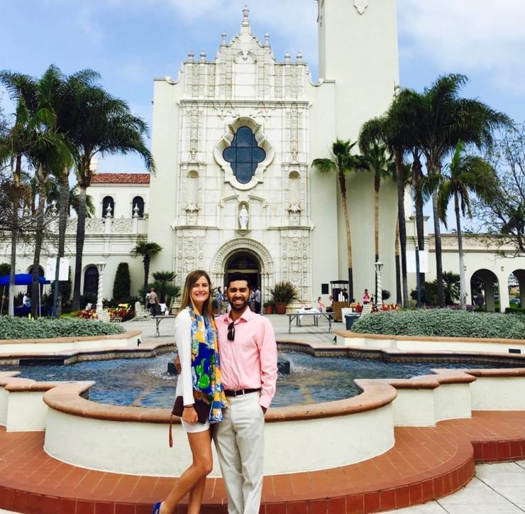 Margo Woodring, University of San Diego Hybrid MBA graduate student