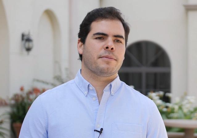 Victor Reyes '21