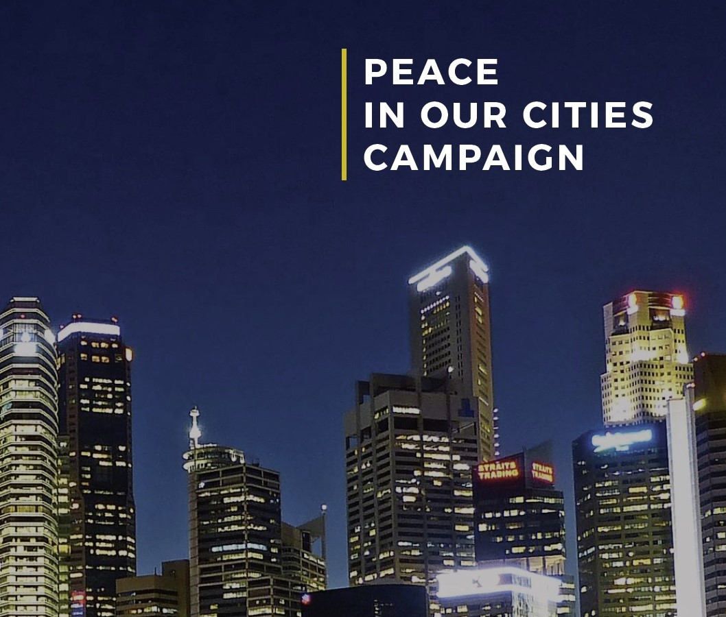Peace in our Cities