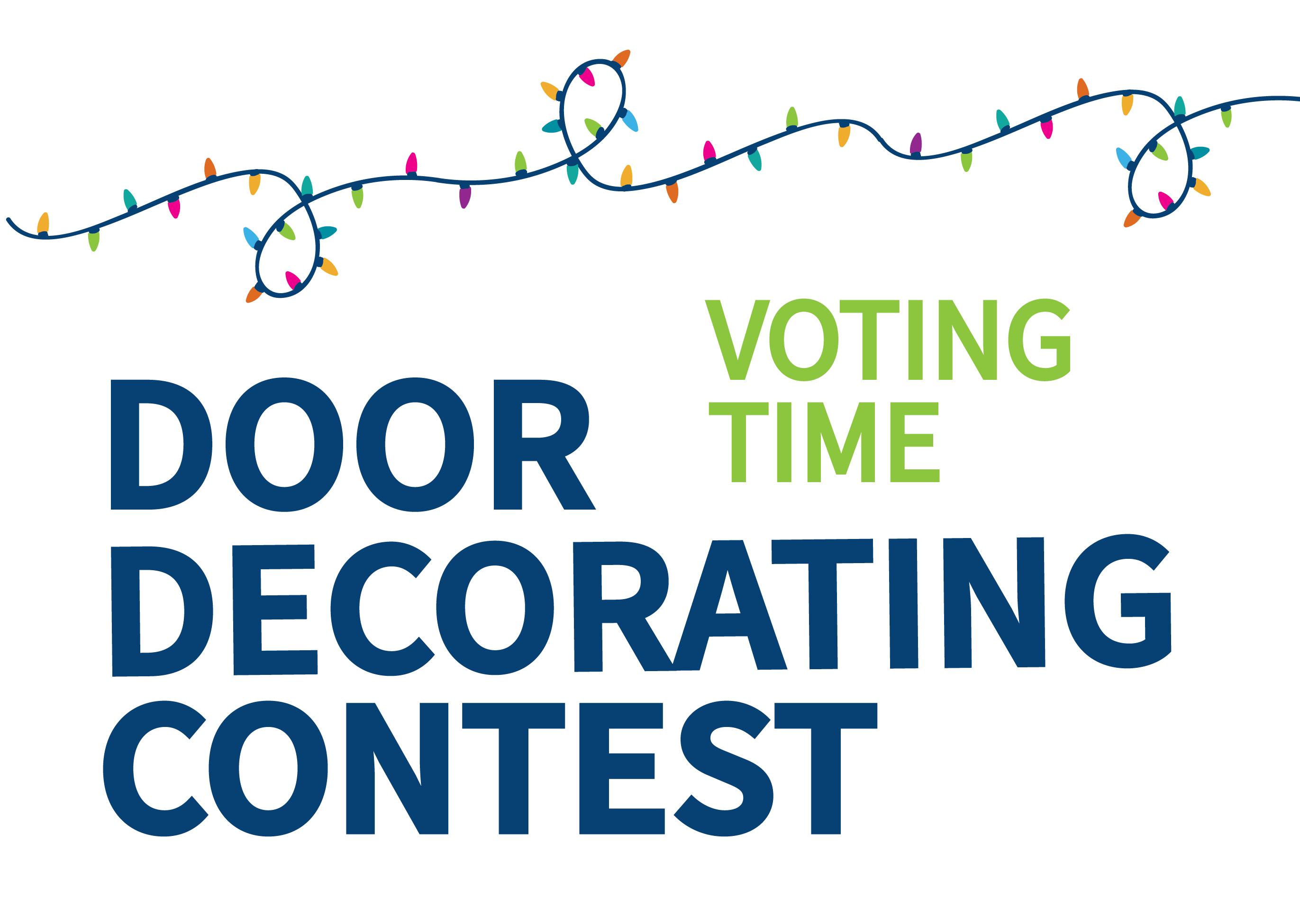 Door Decorating Contest Icon