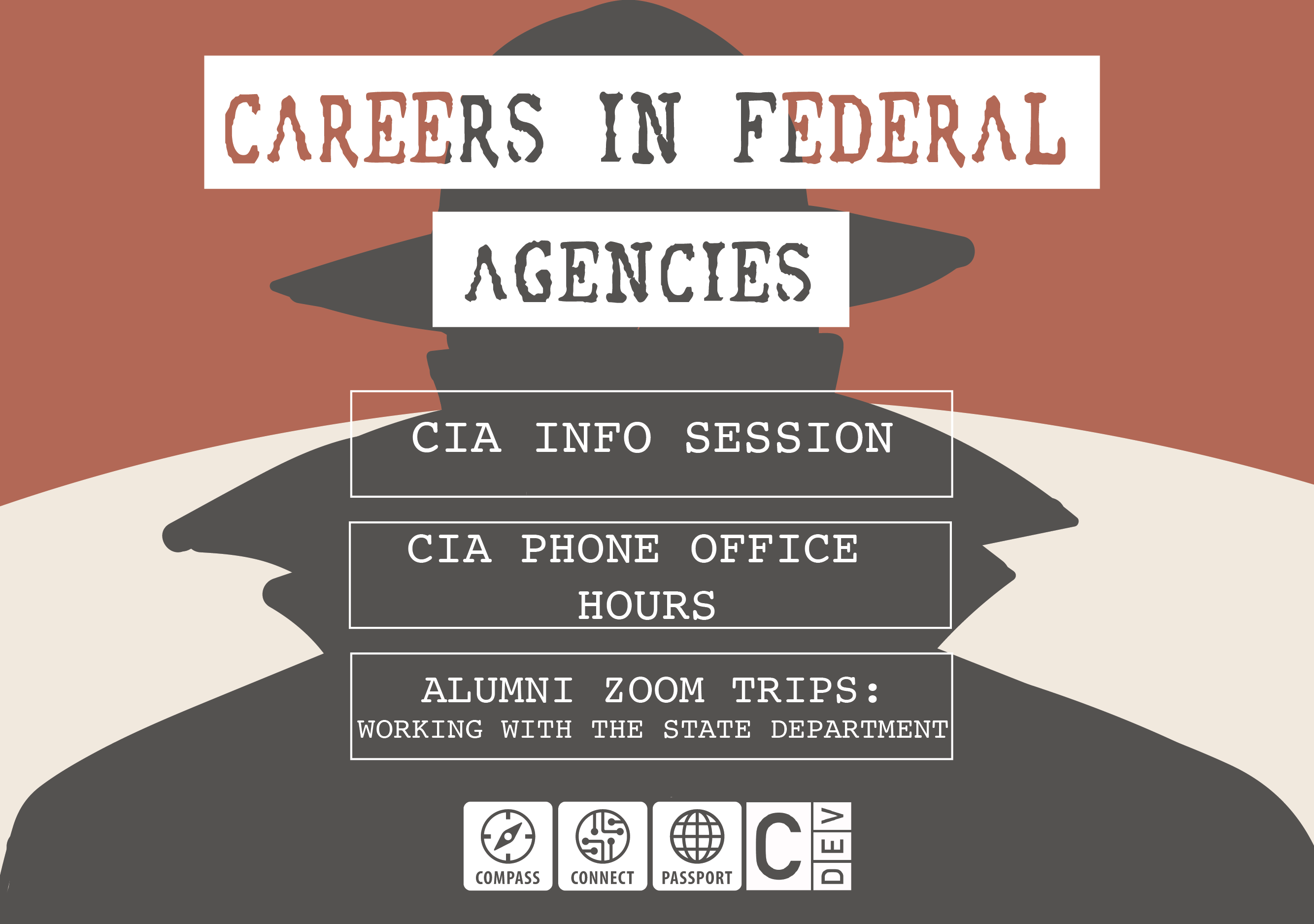 CIA Info Session Event Flyer
