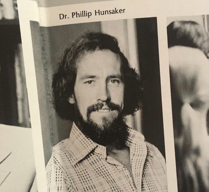University of San Diego Professor of Management, Phil Hunsaker