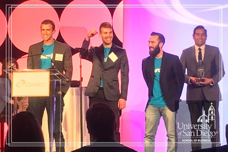 Nathan Resnick '15 wins Connect's Most Innovative Product Award
