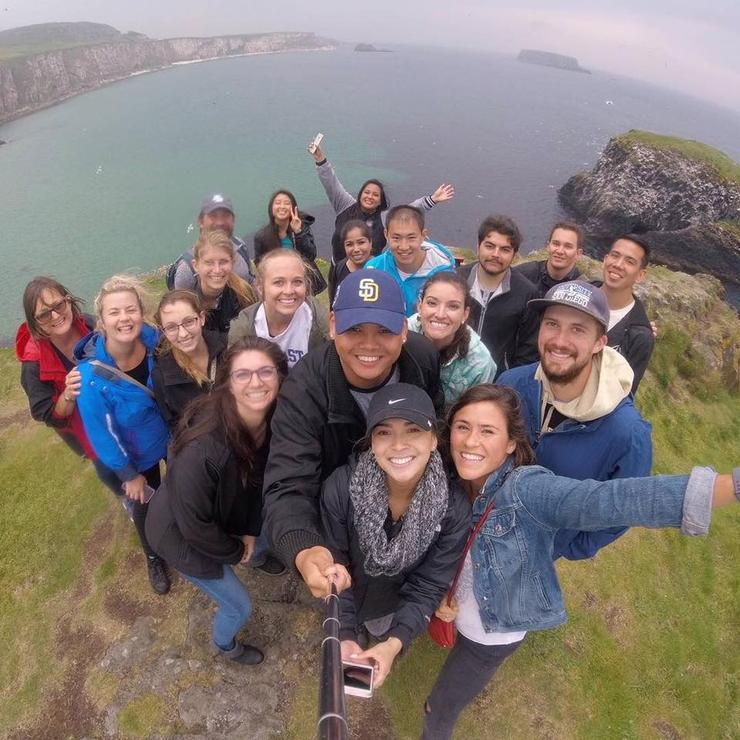 SOLES Students on an International Experience