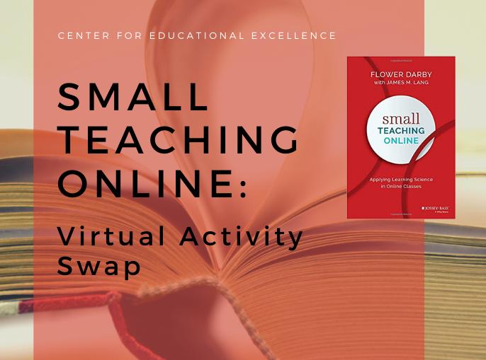 small teaching online book