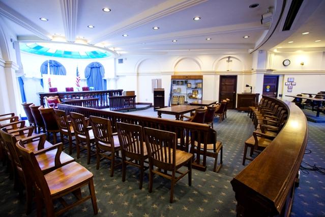 Grace Courtroom