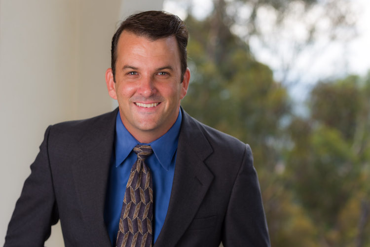 University of San Diego School of Business Economics Professor, Ryan Ratcliff