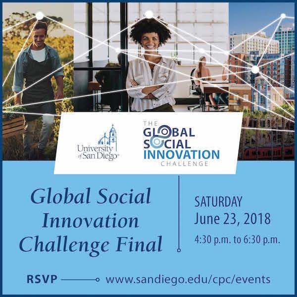 Social Innovation Challenge Final 2018