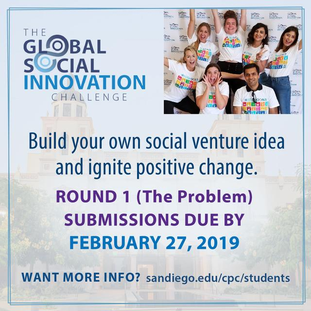 Global Social Innovation Challenge