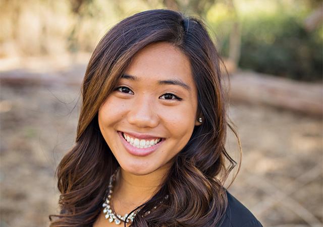 Taylor Wong, Computer Science, 2019 Grad