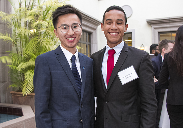 Timothy Tung and Cesar Hernandez, HSI 2019