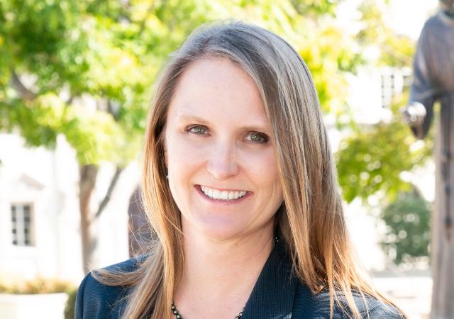 Professor of Law Lisa Ramsey