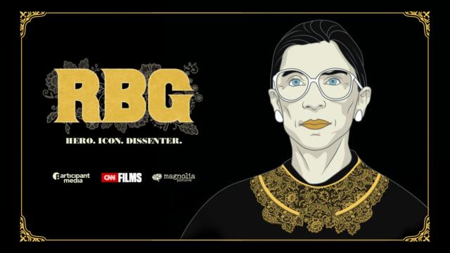 RBG: The Documentary poster