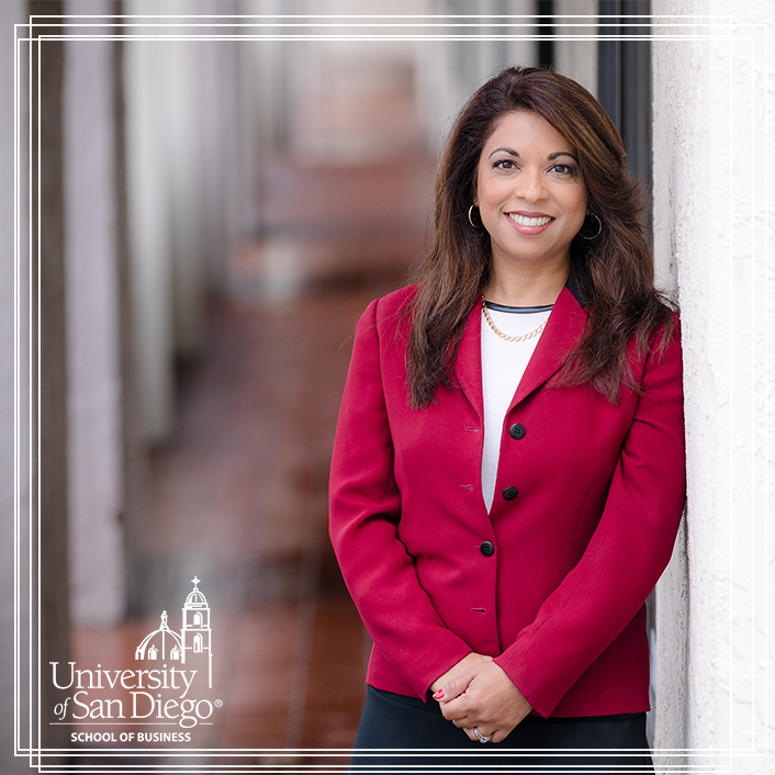 Michelle Muñiz '16, MS in Real Estate, USD School of Business