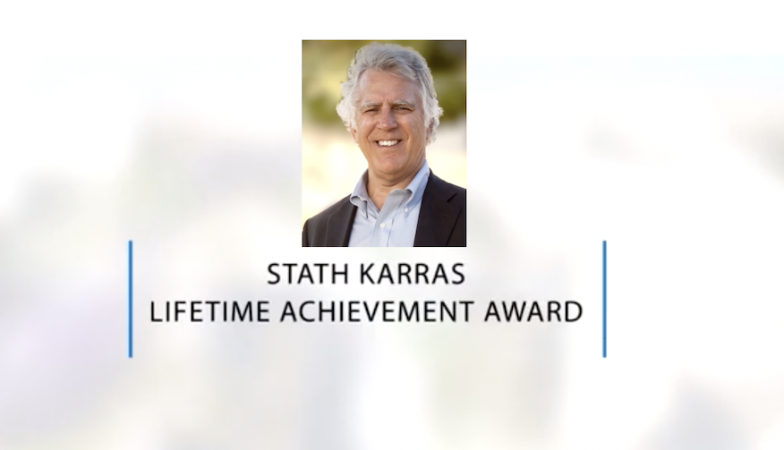 Stath Karras Lifetime Achievement Award