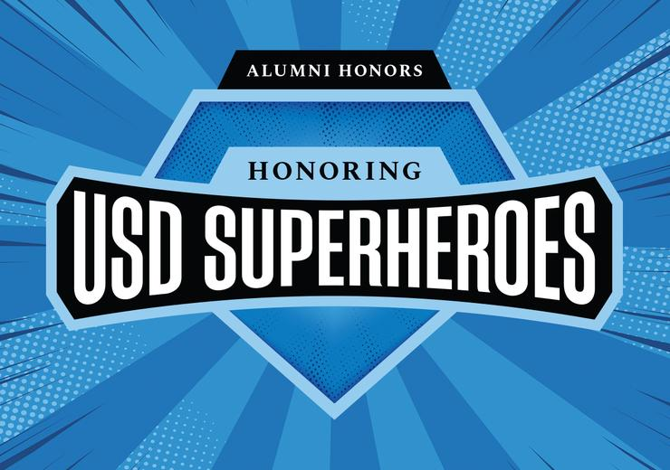 USD Alumni Honors 2019