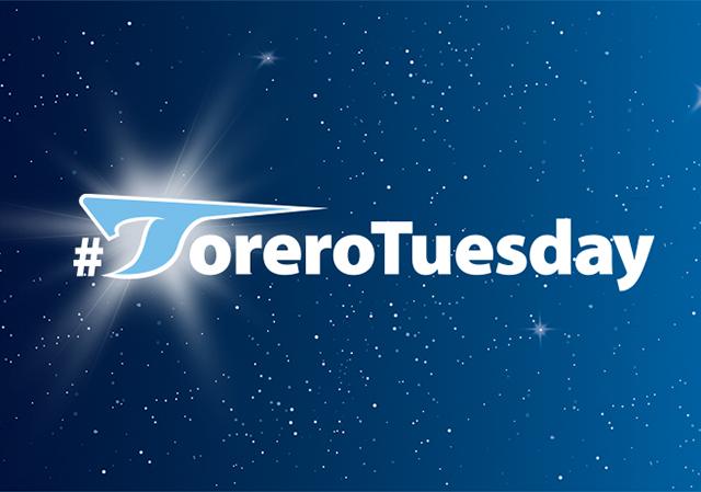 Torero Tuesday 2020 logo