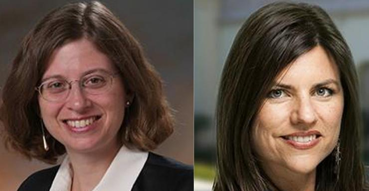 Professors Susan Lord and Michelle Camacho have secured a National Science Foundation grant for its idea to host a conference centered on ideas to revolutionize engineering.