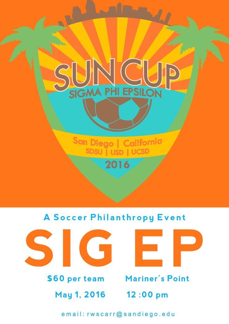 Sig Ep Sun Cup