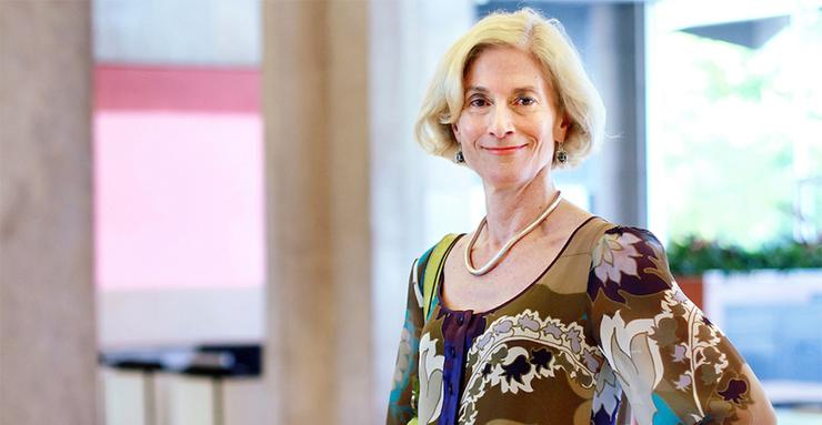 Martha Craven Nussbaum, recipient of the 2016 Kyoto Prize for Arts and Philosophy, will be giving two presentations on the USD campus March 16 at 10:30 a.m. and at 2:30 p.m.