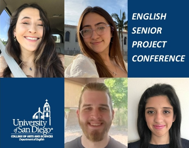 English Senior Project Conference, University of San Diego