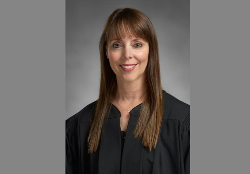Judge Maryann D'Addezio