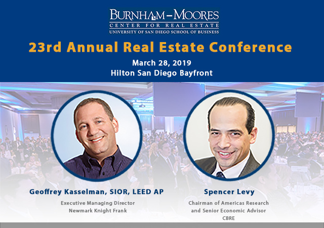 23rd Annual Real Estate Conference Featured Speakers