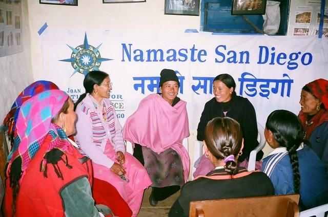 Nepal - Early Years of IPJ Work