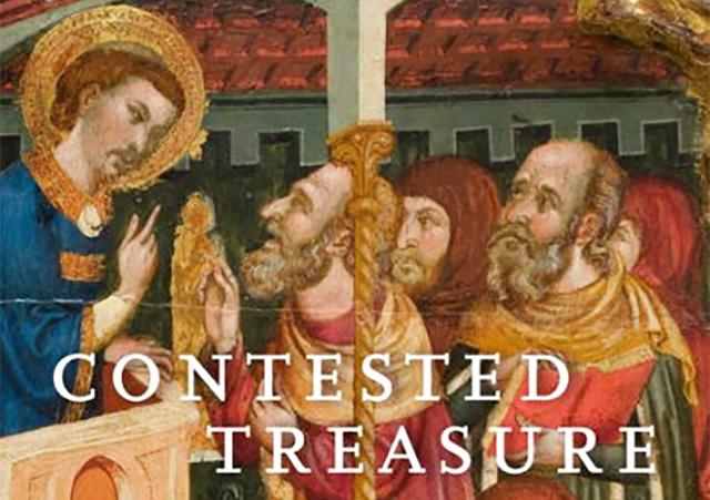 Contested Treasure Book Cover