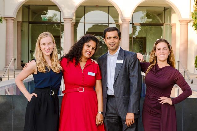 The Catalyzer team at the University of San Diego