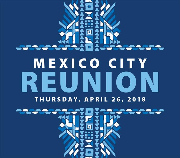 Mexico City Reunion