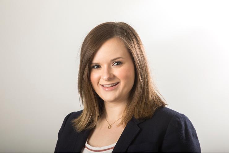 Headshot of Kelsey Grey