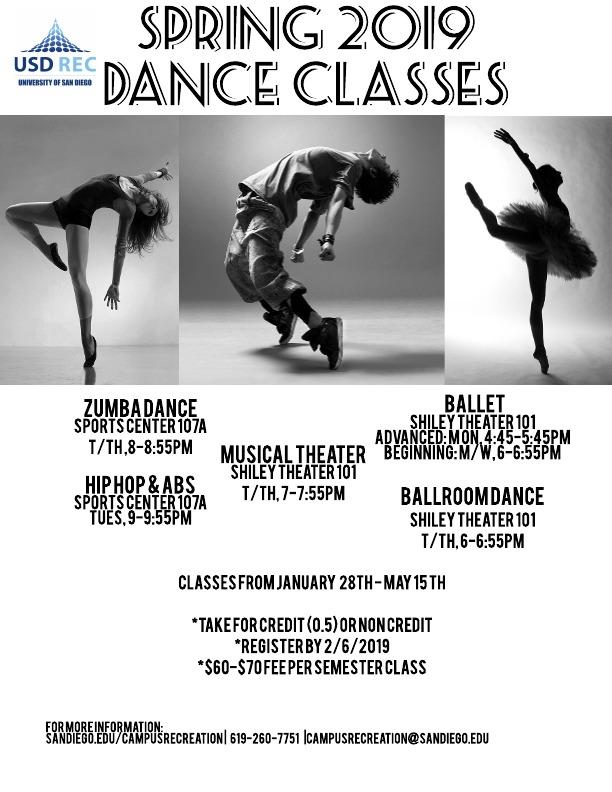Dance Classes (alt)