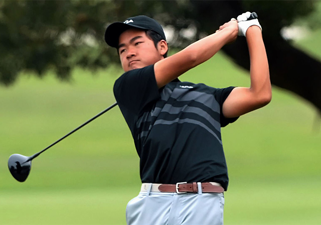 Incoming freshman Andi Xu will play in the U.S. Amateur Golf Tournament starting Aug. 10.