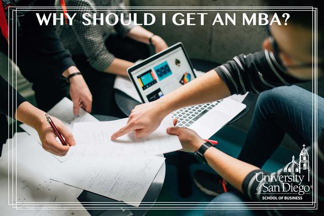 Why Should I Get an MBA?