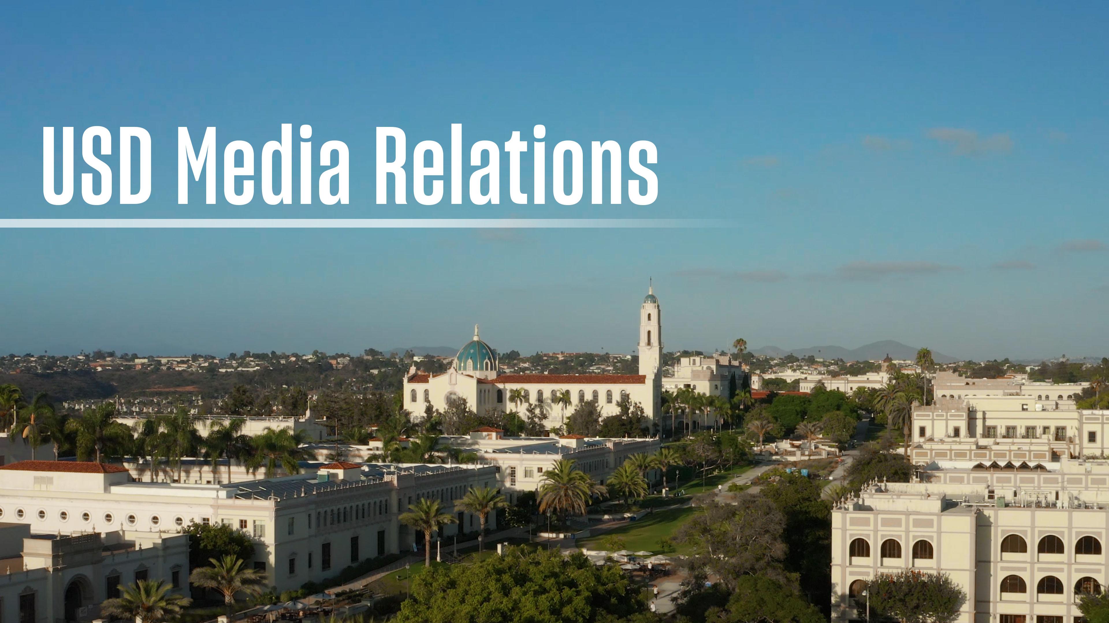 USD Media Relations