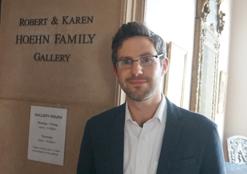 John Murphy, Hoehn Galleries Curator