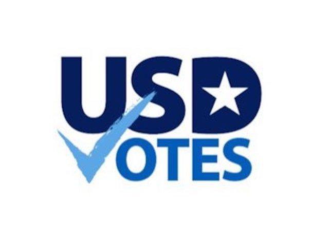 USD Votes logo